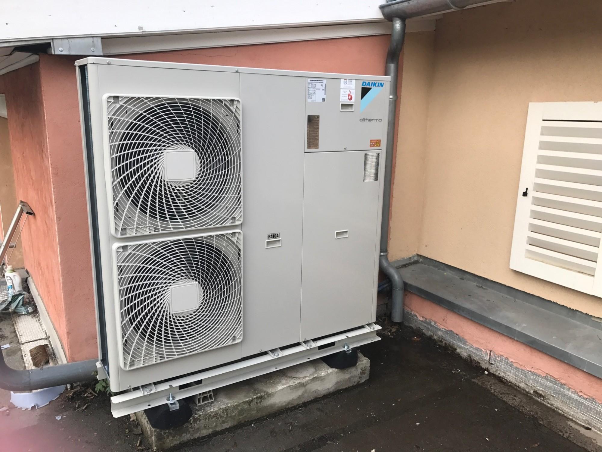 Pompe à Chaleur Saint-Laurent-du-Var ▷ Devis/Prix : Installation PAC Air-Eau, Aerothermie